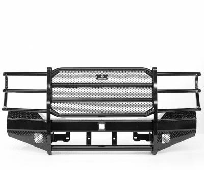 Front - Ranch Hand Front Bumpers - Ranch Hand Sport/15K Winch Front Bumper
