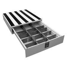Tool Boxes - Misc. Utility - RKI Floor Drawer
