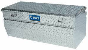 UWS Chest Boxes Aluminum