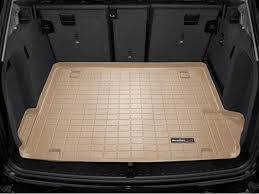 Interior Accessories - Cargo Mats - Weathertech Cargo Mats