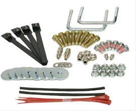 Airbags - Firestone Airbags - Firestone Ride-Rite - Firestone Ride-Rite Air Helper Spring Hardware Kit 2416