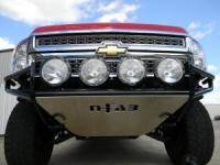 Front - Nfab Front Bumpers - N-Fab - N-Fab Bumpers (C074RSP-TX)