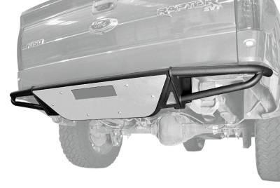 Rear - Nfab Rear Bumpers - N-Fab - N-Fab Bumpers (F09RBS-TX)