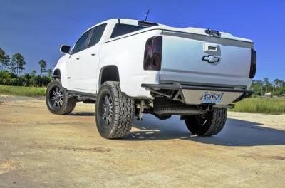 Rear - Nfab Rear Bumpers - N-Fab - N-Fab Bumpers (G15RBS-H-TX)