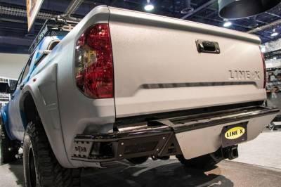 Rear - Nfab Rear Bumpers - N-Fab - N-Fab Bumpers (T14RBS-H)