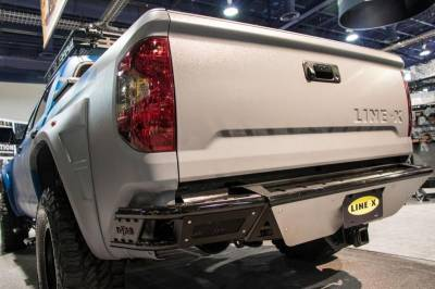 Rear - Nfab Rear Bumpers - N-Fab - N-Fab Bumpers (T14RBS-H-TX)