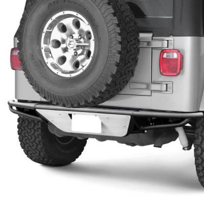 Rear - Nfab Rear Bumpers - N-Fab - N-Fab Bumpers / Jeep Gear (J07RBS)