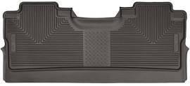 Husky Liners - Husky Liners 2nd Seat Floor Liner (Footwell Coverage) 53470