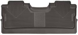 Floor Mats - Husky Floor Mats - Husky Liners - Husky Liners 2nd Seat Floor Liner (Footwell Coverage) 53471