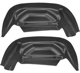 Misc. - Husky Misc. Exterior - Husky Liners - HUSKY  Classic Style Series  2nd Seat Floor Liner  Tan