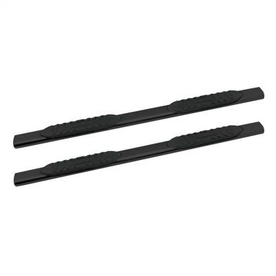 Tuff Bar - TUFF BAR 5in Oval Step W/30 Degree Bend F-250/350/450/550 Crew Cab 99-16 Black (5-535331)