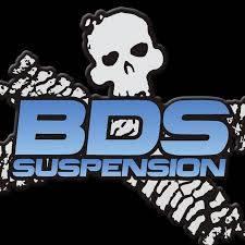 BDS - BDS - Shock Bracket  03-12 Dodge Rear Dual Shock Mount Kit (122009)