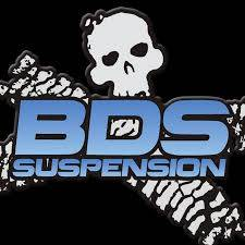 BDS - BDS - Single Steering Stabilizer Bracket Kit (55338)