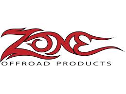 Zone - ZONE  2in Rear Block Kit   01-10 HD
