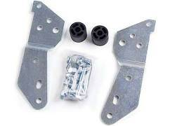 Lifts - Zone Lifts - Zone - ZONE  03-12 Dodge 2500 Frnt Bumper Spacer Kit