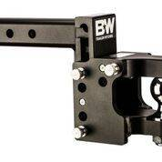 "Ball Mounts - BW Ball Mounts - B&W - B&W Tow & Stow Pintle Adjustable Ball Mount 8""  2-5/16"" Ball (TS10056)"