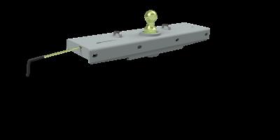 Gooseneck - BW Gooseneck - B&W - B&W Turnoverball Components (GNRC1218)