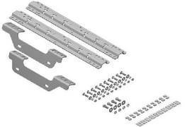 B&W - B&W Universal Mounting Rails with Quick Fit Custom Installation Brackets (RVK2502)