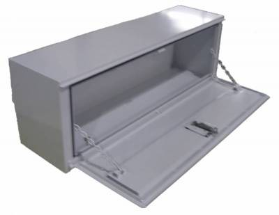 "Steel - RKI Side Mount Steel - RKI - RKI 48"" Steel Upper Side Box 1door White (US48C)"