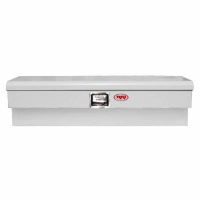 "Steel - RKI Side Mount Steel - RKI - RKI 50"" Steel Side Box White (50S)"