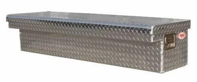 "Aluminum - RKI Side Mount Aluminum - RKI - RKI 61"" WIDE LP ALUM SIDE BOX  (RKI61SLPWA)"