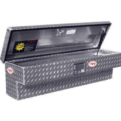 "Aluminum - RKI Side Mount Aluminum - RKI - RKI 61"" WIDE ALUM SIDE BOX WHT (RKI61SWAW)"