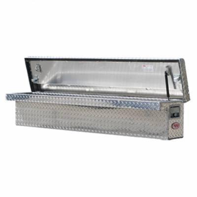 "Aluminum - RKI Side Mount Aluminum - RKI - RKI 65"" LP ALUM SIDE BOX (RKI65SLPA)"