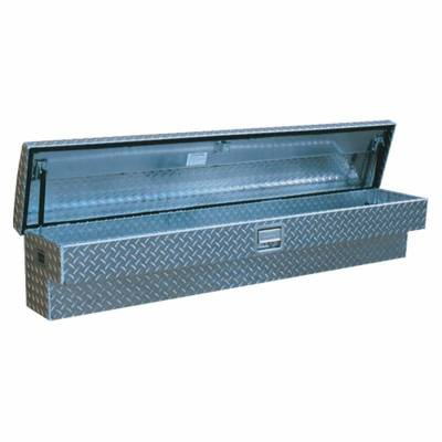 "Aluminum - RKI Side Mount Aluminum - RKI - RKI 67"" ALUM SIDE BOX (RKI67SA)"