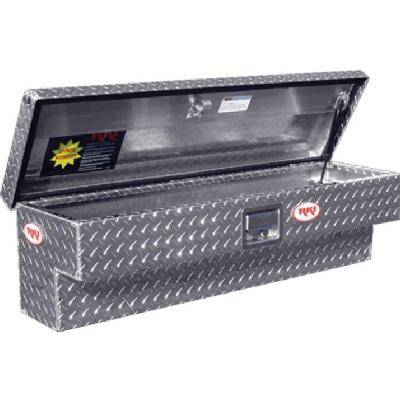 "Aluminum - RKI Side Mount Aluminum - RKI - RKI 67"" ALUM SIDE BOX WHT (RKI67SAW)"