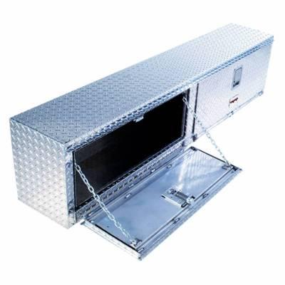 "Aluminum - RKI Side Mount Aluminum - RKI - RKI 72"" ALUM UPPER SIDE BOX (2DOOR) (RKIUS72A)"