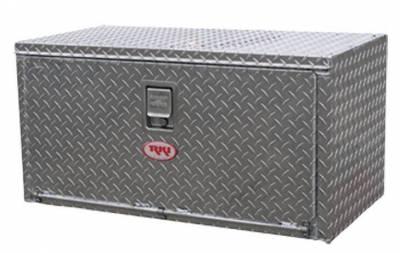 Aluminum - RKI Under Body Boxes Aluminum - RKI - RKI ALUM UNDERBODY 24X18X18 (RKIH241818A)