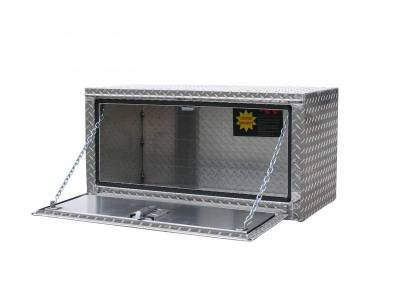 Aluminum - RKI Under Body Boxes Aluminum - RKI - RKI ALUM UNDERBODY 36X18X18 (RKIH361818A)