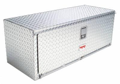 Aluminum - RKI Under Body Boxes Aluminum - RKI - RKI ALUM UNDERBODY 48X18X18 (RKIH481818A)