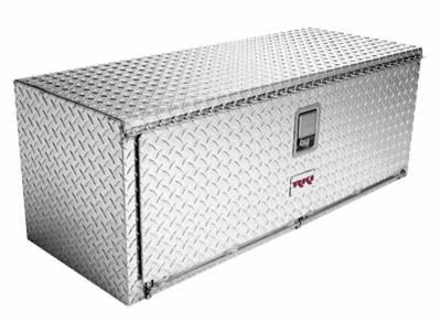 Aluminum - RKI Under Body Boxes Aluminum - RKI - RKI ALUM UNDERBODY 60X18X18 (RKIH601818A)