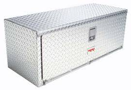 Aluminum - RKI Under Body Boxes Aluminum - RKI - RKI ALUM UNDERBODY 48X18X18 WHT (RKIH481818AW)