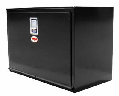 Steel - RKI Under Body Boxes Steel - RKI - RKI Steel Underbody Box 36x24x18 Black (H362418)