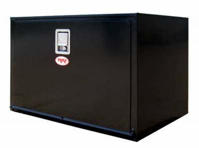 Steel - RKI Under Body Boxes Steel - RKI - RKI Steel Underbody Box 36x24x24 Black (H362424)