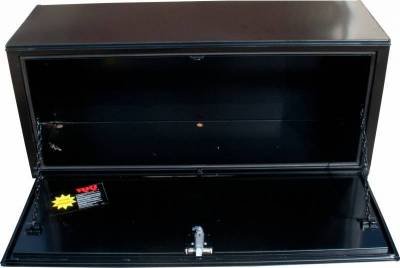 Steel - RKI Under Body Boxes Steel - RKI - RKI Steel Underbody Box 56x24x18 Black (H562418)