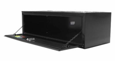 Steel - RKI Under Body Boxes Steel - RKI - RKI STEEL UNDERBODY 60X18X24 BLK (RKIH601824)