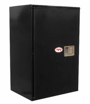 Misc. Utility - RKI Misc. Utility - RKI - RKI STEEL VERTICAL BOX 24X36X18 BLK (RKIV243618)