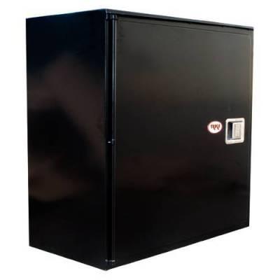 Misc. Utility - RKI Misc. Utility - RKI - RKI STEEL VERTICAL BOX 36X36X18 BLK (RKIV363618)