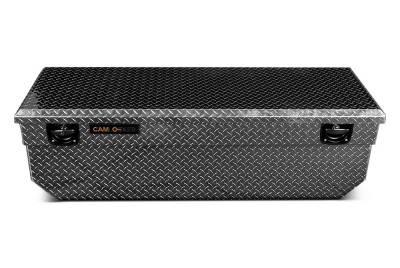 "Cam-Locker   60"" Chest   Box  Notched  Bright  (RV60SCN)"