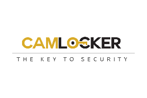 "Aluminum - Camlocker Side Mount Aluminum - Cam-Locker - Cam-Locker CAM 60"" Side Mount Matte Black w/Rail (TBCAM_SMB60_RLMB)"