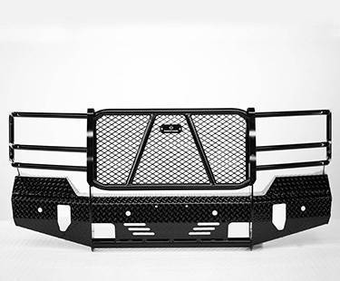 Ranch Hand Front Bumpers - Ranch Hand Summit Front Bumper - Ranch Hand - Ranch Hand Front Summit Series Bumper (FSF171BL1C)