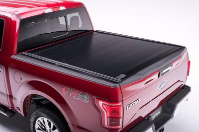 Retractable - Retrax Manual Bed Covers - Retrax - RETRAX ONE DISPLAY