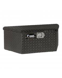"UWS - 34"" Trailer Tongue Box with Low Profile"