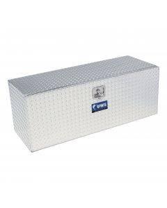 "Aluminum - UWS Under Body Boxes Aluminum - UWS - 60"" Single-Door Underbody Tool Box"