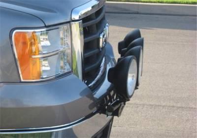 Lighting - Nfab Lighting - N-Fab - NFAB  Light Bar, Light Tabs, Gloss Black