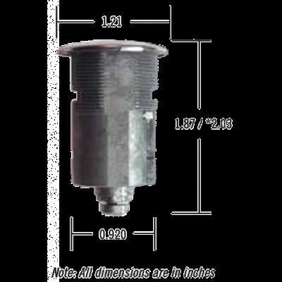 Misc. - Bolt Misc.Exterior - BOLT - BOLT Lock cylinder