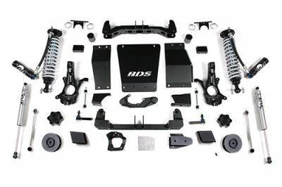 "BDS - BDS Suspension Lift Kit - 15-18 GM1500 SUV 4"" -Cast Steel UCA (733F)"